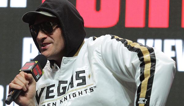 Boxen: Tyson Fury im Interview - Ich bin ein Monster!