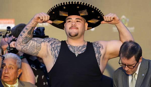 Andy Ruiz Jr. holte im Juni 2019 gegen Anthony Joshua den Titel, im Dezember verlor er seinen Titel wieder.