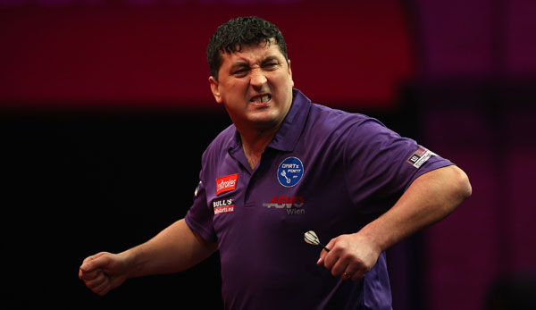Mensur Suljovic ist ist bei den World-Series-Qualifiers am Start