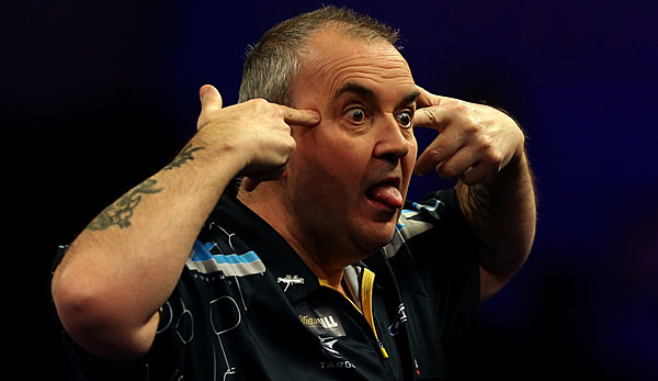 phil taylor karriereende