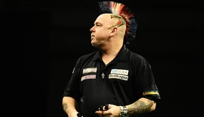 Peter Wright gewann die German Darts Championship 2017
