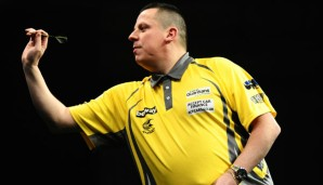Dave Chisnall ersetzt Phil Taylor