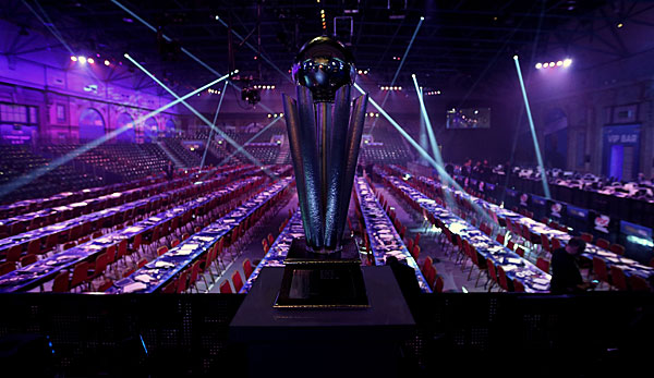 Deutsches Darts-Masters kommt in die World Series