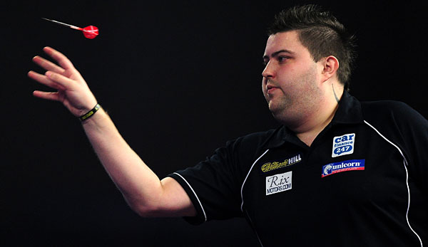 Michael Smith wird bei der World Series of Darts debütieren