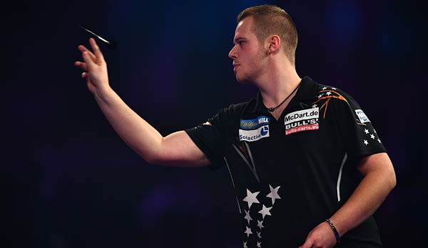 Darts Wm Qualifikation