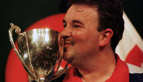Phil Taylor hat das World Matchplay 16 Mal gewonnen
