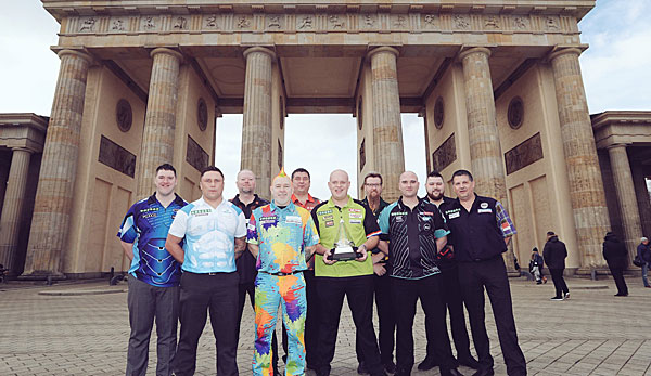 Darts Premier League Berlin