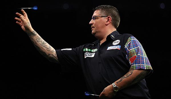 Gary Anderson hat das World Matchplay gewonnen.