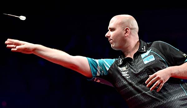 Darts Masters in Melbourne heute LIVE: So seht Ihr Tag 2 im TV und Stream