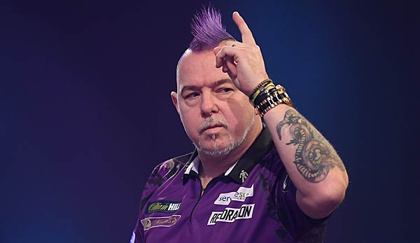 Peter Wright gewinnt The Masters 2020.