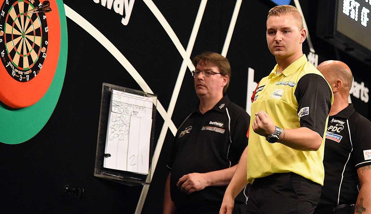 Grand Slam Of Darts 2021