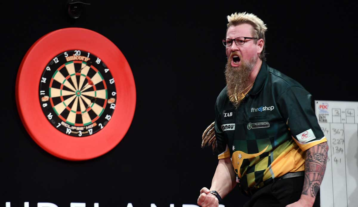 Grand Slam Of Darts 2021