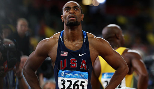Tyson Gay, Peking, Olympia, Golden League, Brüssel