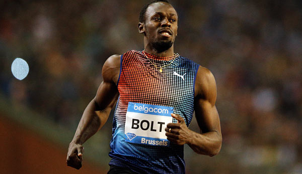Usain Bolt peilt 2014 einen Start bei den Commonwealth Games an