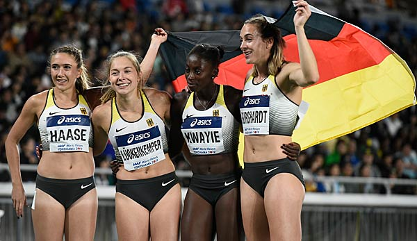 Leichtathletik Wm 2019