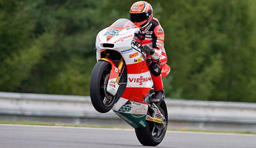 Motorrad Weltmeister Stefan