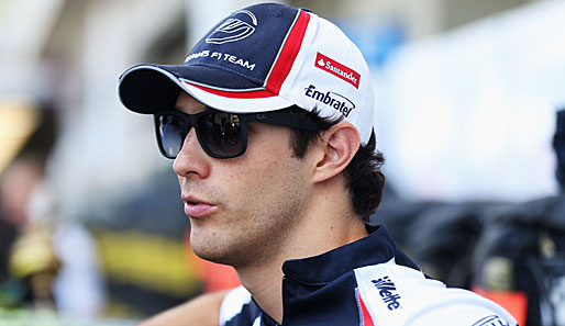 Vom Williams in den Aston Martin: Bruno Senna fährt nun die Langstrecken-WM