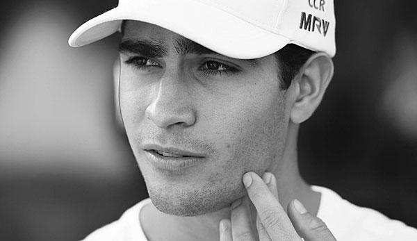Schweigeminute in Gedenken an Anthoine Hubert bei Grand Prix von Belgien