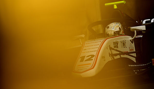 Formel 2: Juan Manuel Correa erleidet Lungenversagen - Zustand kritisch, aber stabil