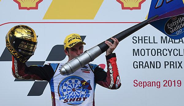 Alex Marquez erstmals Moto2-Champion - Marc Marquez bricht MotoGP-Punkterekord