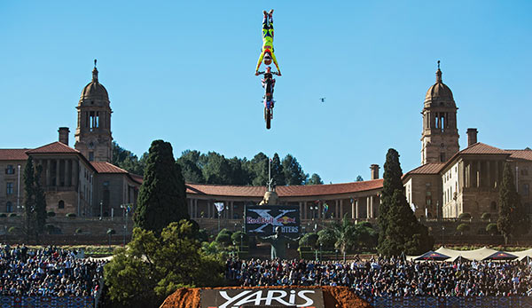 Red Bull X-Fighters, FMX, Dany Torres