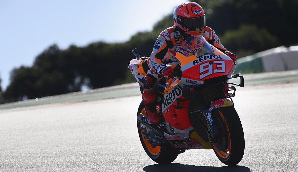 MotoGP-Marquez-berzeugt-beim-Comeback-als-Siebter