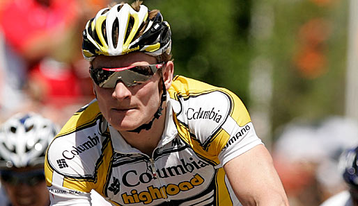 Andre Greipel gewann 2008 die Tour Down Under