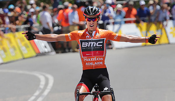 Richie Porte hat die Tour Down Under gewonnen