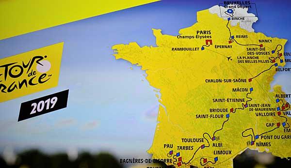 wo startet die tour de france 2019