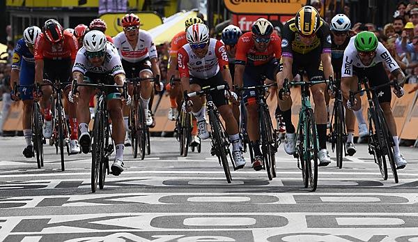 Start Tour De France Heute