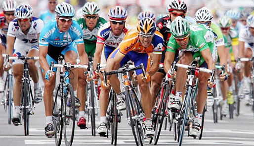 tour de france, radsport, frankreich, mcewen, freire, zabel, massensprint