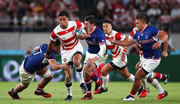 Rugby-WM: Gastgeber Japan feiert erfolgreichen Auftakt