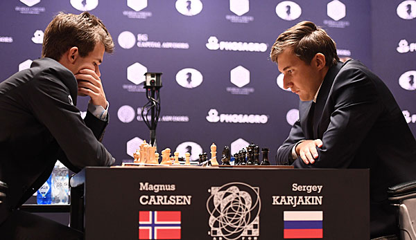 Magnus Carlsen will ein Showdown forcieren