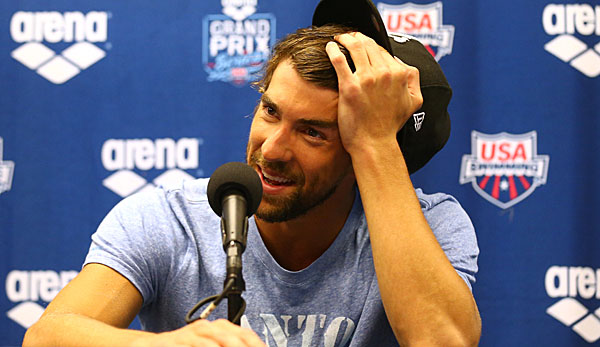 Michael Phelps wurde in Baltimore verhaftet