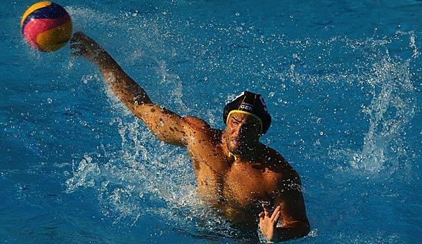 Doch kein WM-Aus: Verletzter Wasserballer Marko Stamm gegen Brasilien auf der Bank