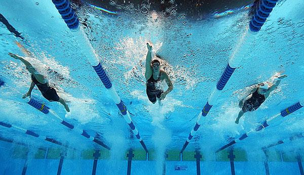 Spiel Schwimmen