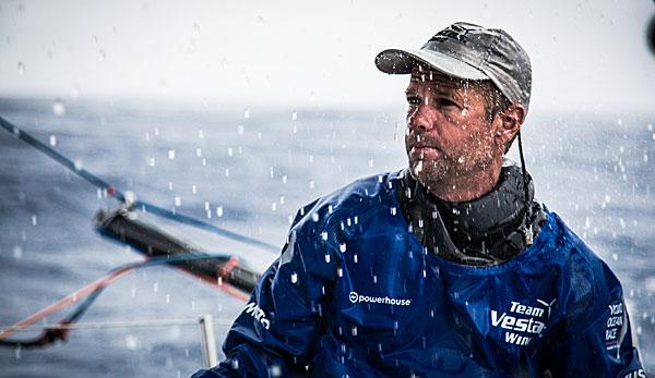 Unfall Vestas Volvo Ocean Race