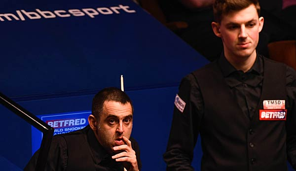 Snooker Wm Sheffield 2021