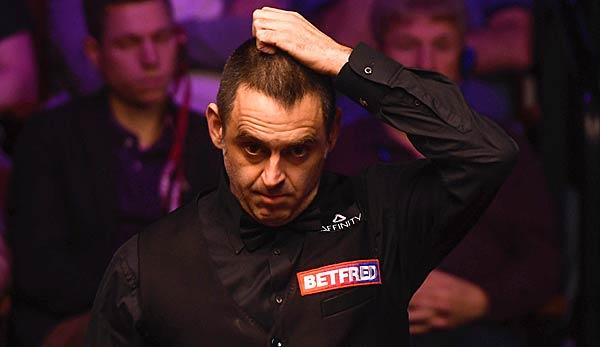 Snooker Weltmeister 2020