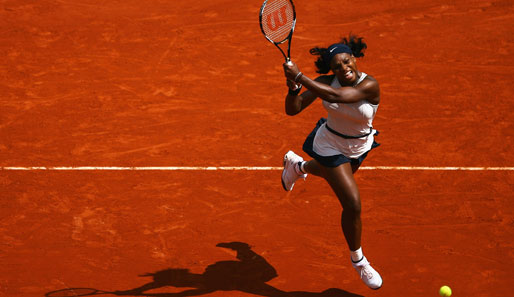 Tennis, French Open, Serena Williams