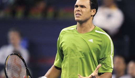 Jo-Wilfried Tsonga, Tennis, ATP, Masters-Cup