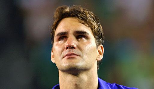 <b>Roger Federer</b> will in den nächsten Monaten eine Tennispause einlegen - roger-federer-pause-514