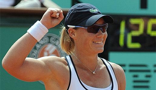Samantha Stosur Biceps