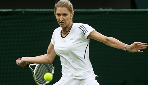 Steffi Graf gewann in ihrer Karriere 22 Grand Slams