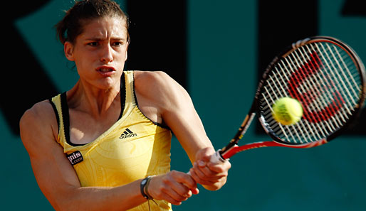 Andrea Petkovic gewann 2009 das WTA-Turnier in Bad Gastein