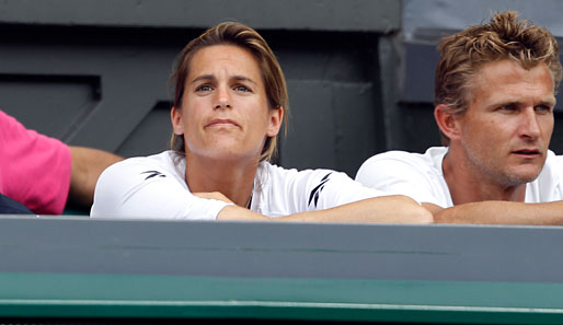Wollte bei den French Open im Mixed antreten: Amelie Mauresmo