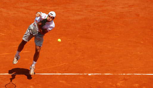 Tommy Haas gibt bei den French Open sein Grand-Slam-Comeback