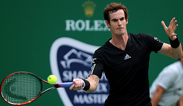 Andy Murray triumphiert in Wien
