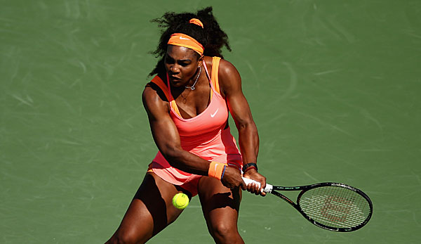 Serena Williams ist die Top-Favoritin beim Turnier in Miami