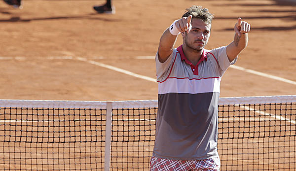Kein One-Hit-Wonder mehr: Stan Wawrinka